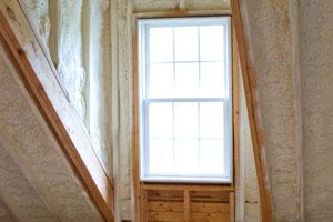 2-Part Spray Foam Insulation in Salina